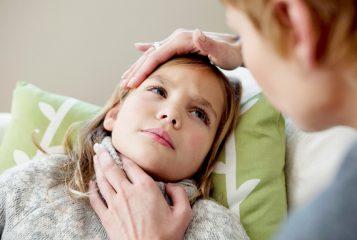 Что делать если у ребенка отек гортани