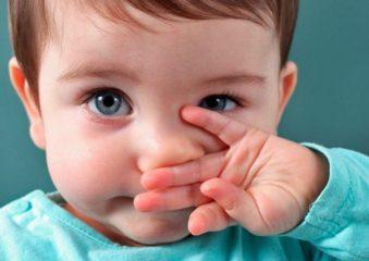 Если ребенок сопит носом но соплей нет