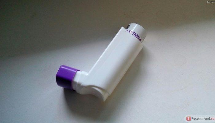 Бронхиальная астма у детей: признаки и симптомы