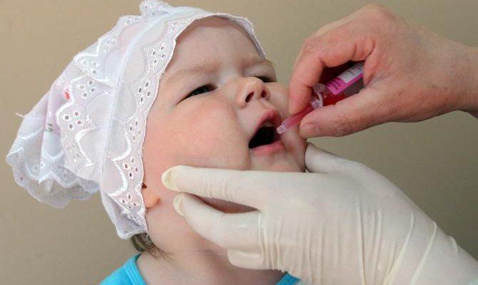 полиомелит