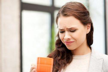 Почему появляется привкус железа во рту после кашля?