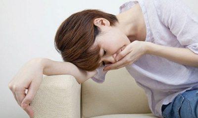 Почему болит горло до тошноты?