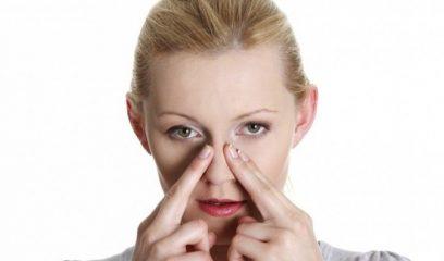 Если не дышит нос без капель: что делать?