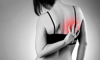 Боли под лопатками - основные причины возникновения и методики устранения