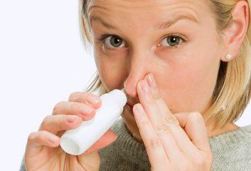 Чем лечить воспаление носовой полости?