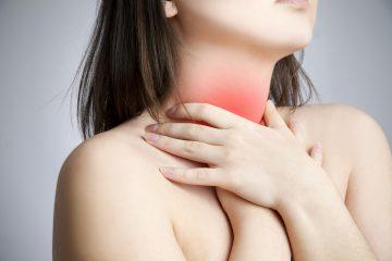 Боль при глотании в языке и горле