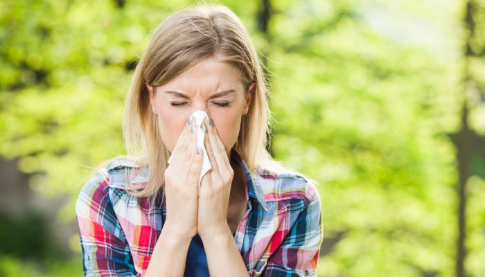Противоаллергенные спреи в нос