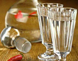 Можно ли пить водку при повышенной температуре тела?