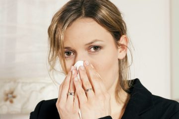 Заболевание персистирующий аллергический ринит