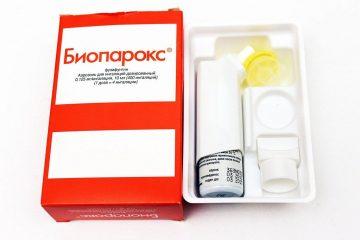 Можно ли при беременности использовать Биопарокс?