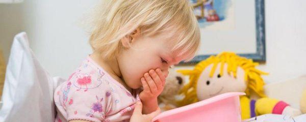 Возникающая рвота ночью у ребенка: причины