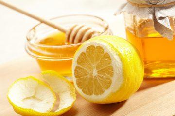Рецепт применения меда с лимоном от кашля