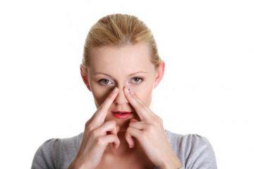 Аллергический синусит: симптомы, лечение