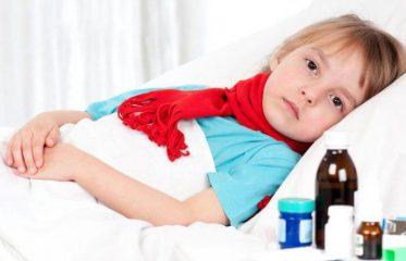 Ребенок болеет без температуры: хорошо или плохо?