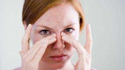 Болезни носа и околоносовых пазух