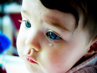 Боль в глазах и температура у ребенка