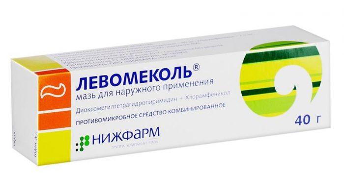 Синтомициновая мазь или левомеколь что лучше