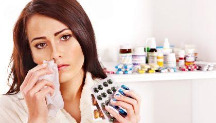 Как без антибиотиков вылечить гайморит?