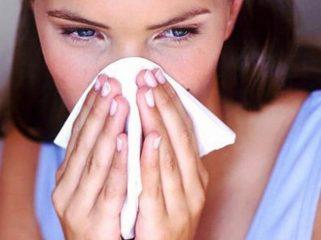 Жжение в носу при насморке: причины