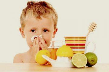 Как укрепить иммунитет горла от простуды у ребенка?