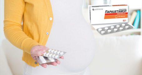 Можно ли беременным парацетамол при простуде?