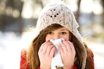 Причины, симптомы и лечение аллергии на холод