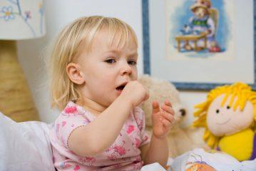 Кашель после АКДС у ребенка