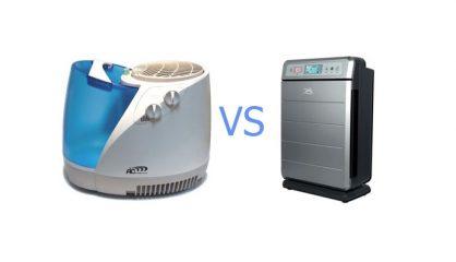 Что лучше очиститель воздуха или увлажнитель?