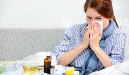 Как медом лечить насморк?