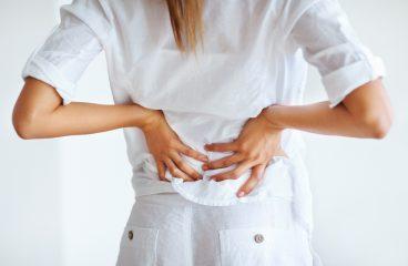 Боли в спине и в грудной клетке