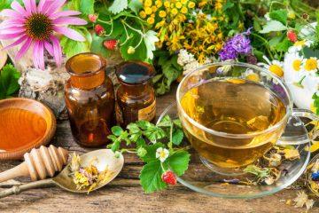 Травяной чай от кашля для детей и взрослых
