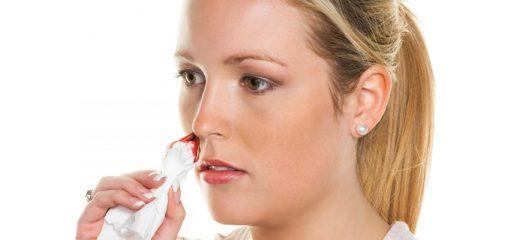 Кашель и кровь из носа: причины