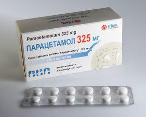 Парацетамол повышает давление или понижает?