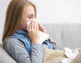 Как предотвратить насморк на ранней стадии?