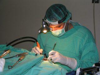 Ультразвуковая дезинтеграция нижних носовых раковин