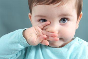 Как отличить простуду от прорезывания зубов?
