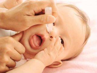 Чем лечить насморк и кашель у пятимесячного ребенка?