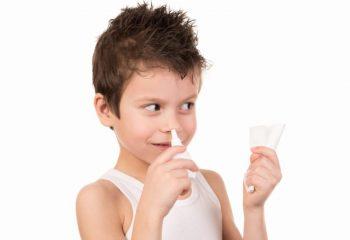 Как подсушить сопли у ребенка?