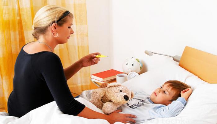 Ацикловир таблетки при ангине детям