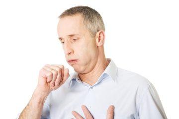 После операции и наркоза кашель: что делать?