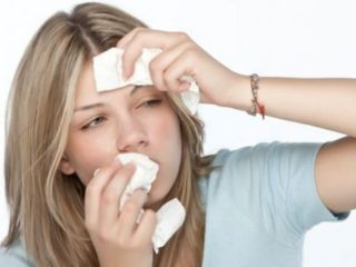 Как избежать гайморита при насморке?