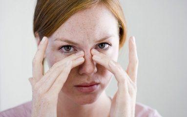 Как снять отек с носа после удара?