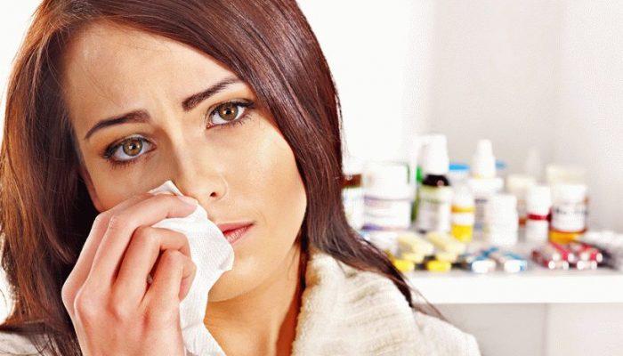 Мазь для заживления слизистой носа