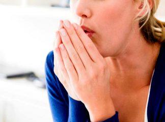 Сухой и усиливающийся кашель при физической нагрузке