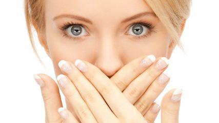 Термический и химический ожог слизистой носа