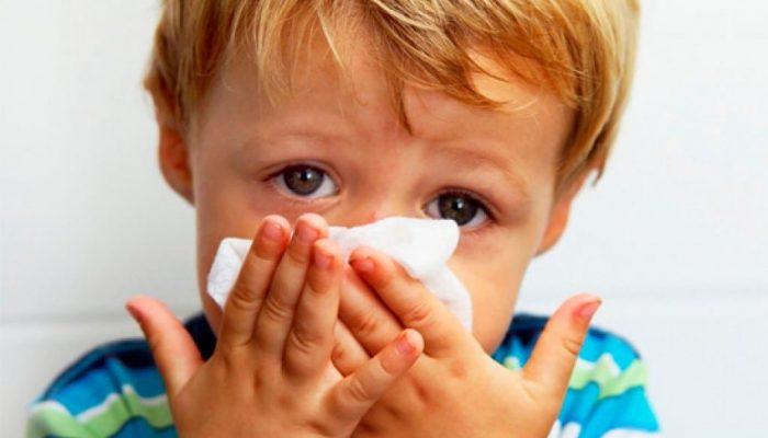 Респираторный аллергоз комаровский