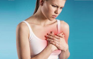 При беременности болит грудная клетка