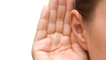 Звук и слух человека