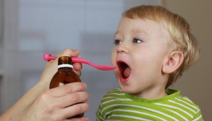 Панцеф при пневмонии у ребенка