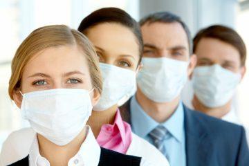 Помогает ли маска от гриппа?
